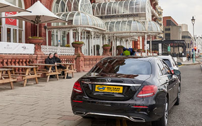 5 Main Advantages of Using a Taxi Service in Brighton!