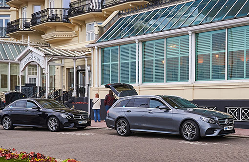 Luxury Car Hire in Brighton