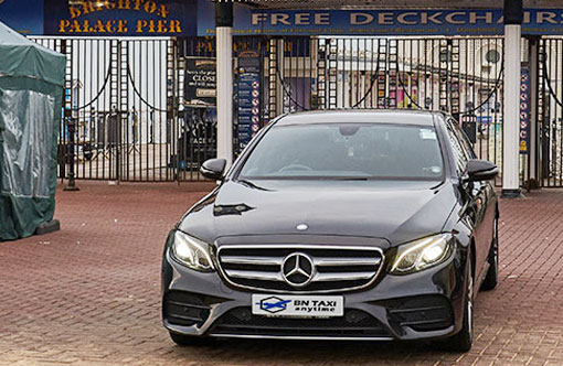 Meet All Your Taxi Requirements with Brighton Private taxi hire
