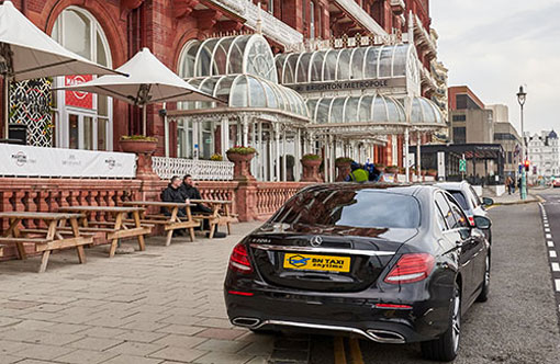 Now Find Comfortable Taxi Services in Brighton in Your Budget