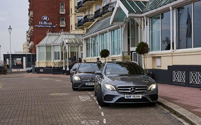 Ensure Travelling Pleasure with Brighton Taxi to Heathrow Airport